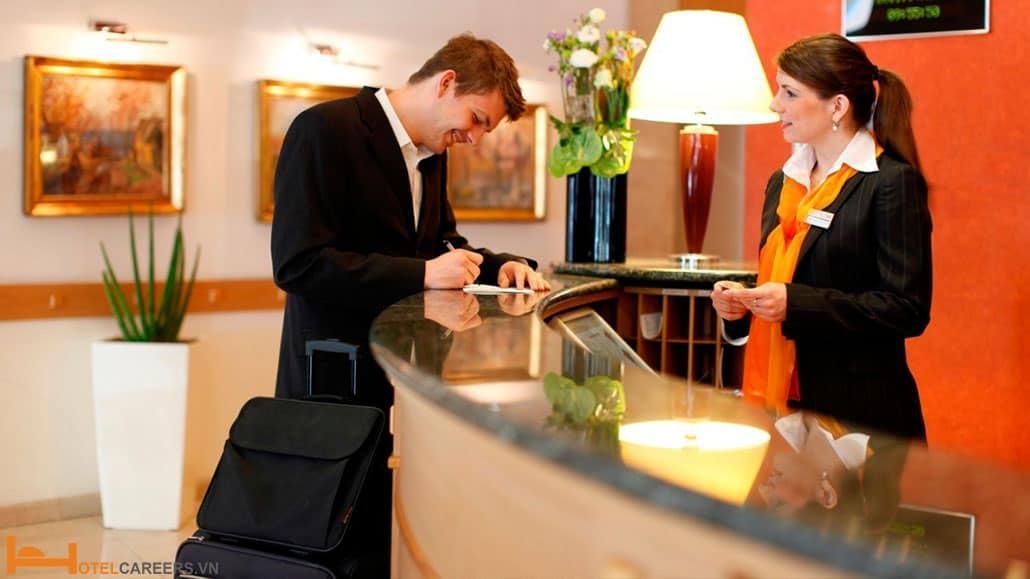 Tips nhỏ cho nhân viên đặt phòng
