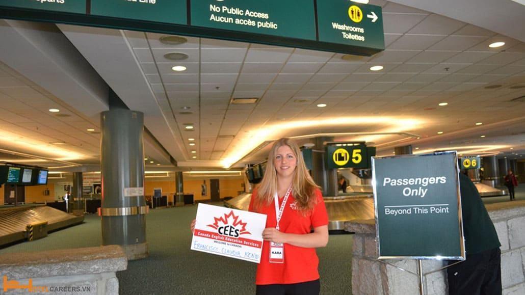 Airport representative là gì?