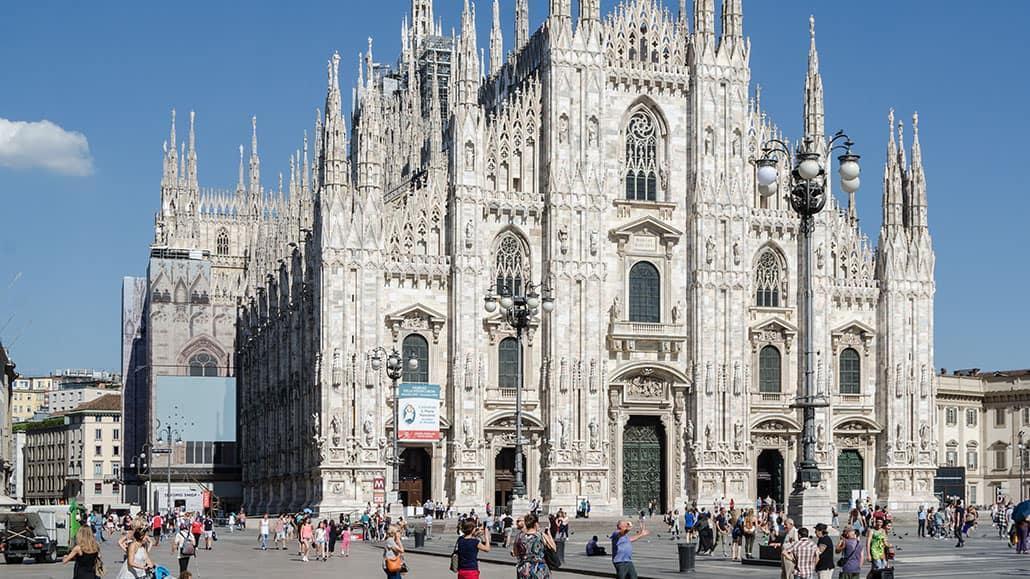 Nhà thờ Duomo di Milano