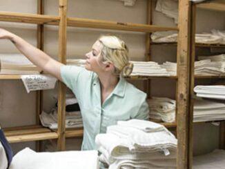 Linen/Uniform supervisor job description