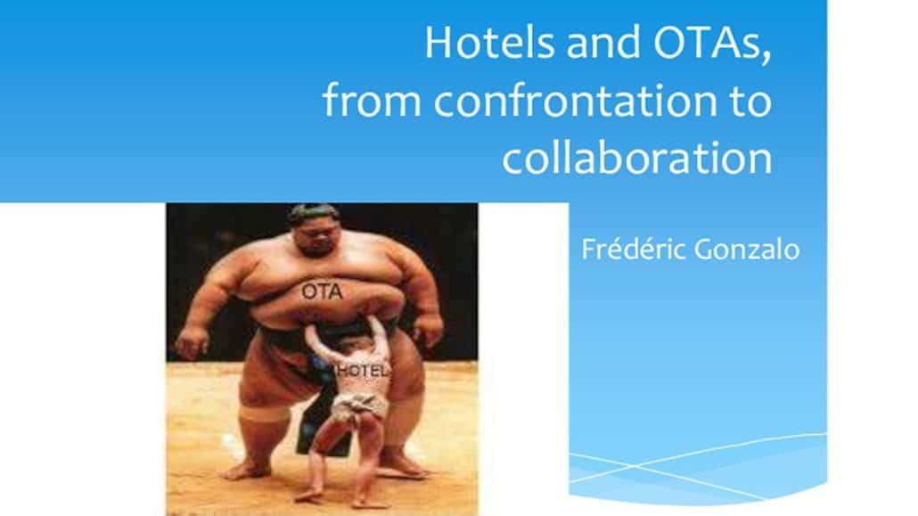 Cuộc chiến giữa OTAs và khách sạn