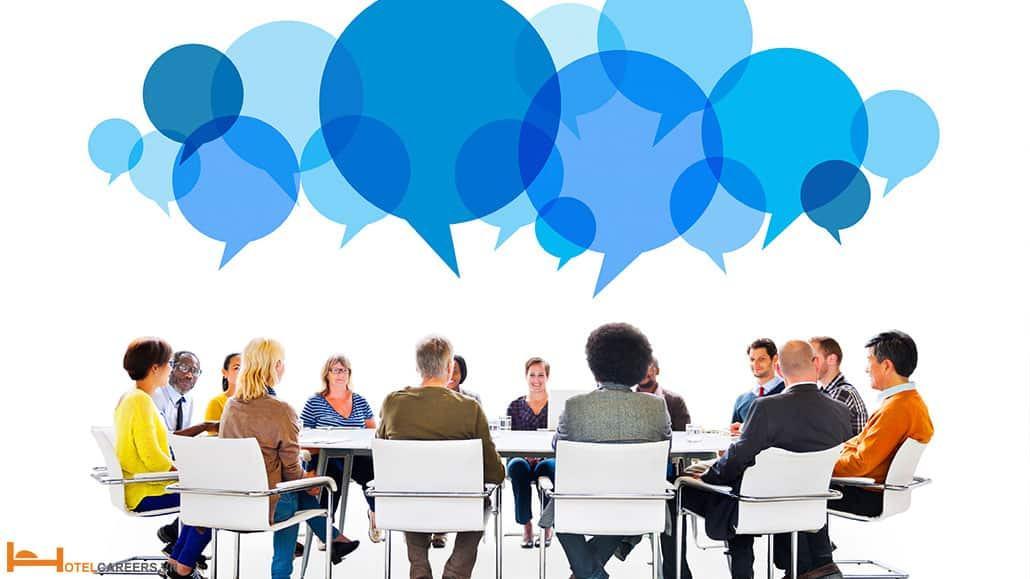 Tầm quan trọng của giao tiếp nội bộ