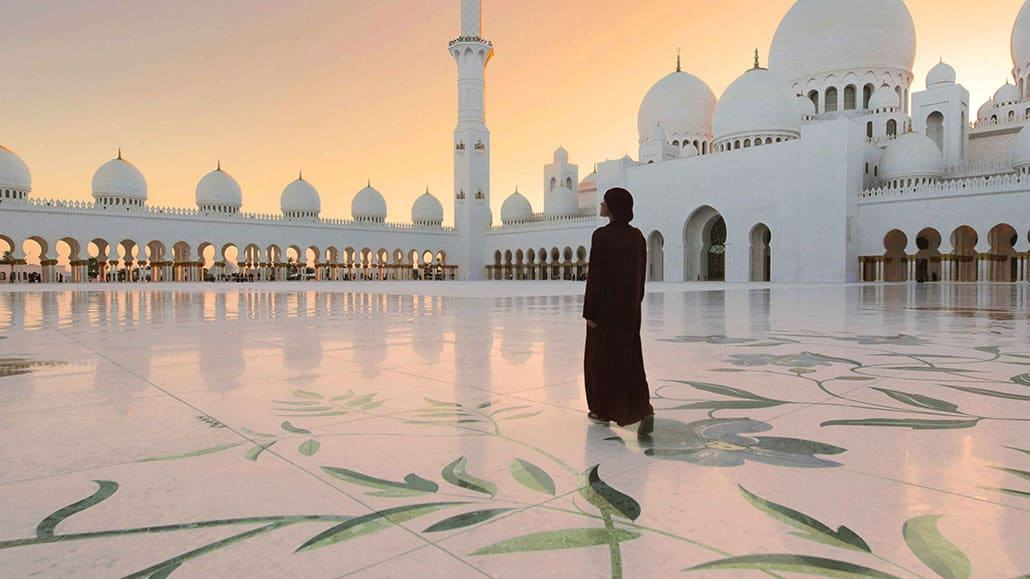 Nhà thờ Hồi giáo Sheikh Zayed, Abu Dhabi