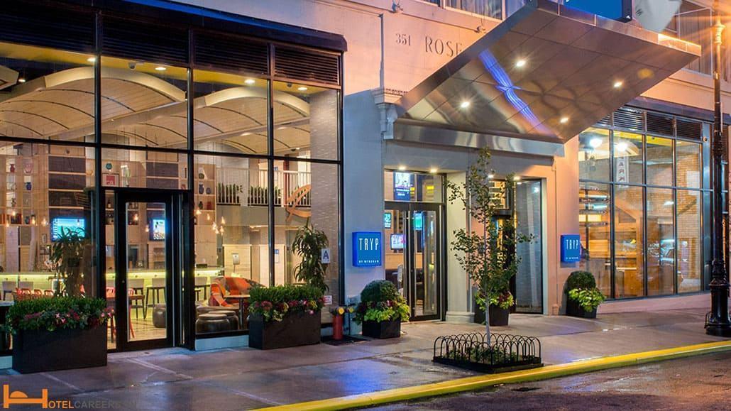 Thương hiệu khách sạn Tryp by Wyndham