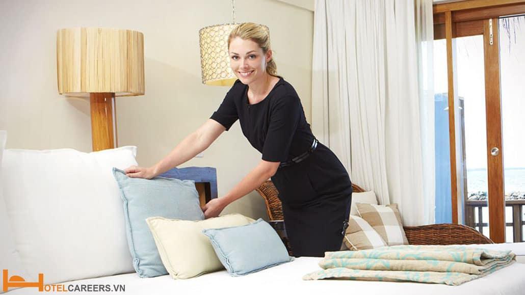 Bản mô tả công việc giám sát buồng phòng khách sạn