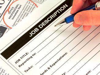 Bản mô tả công việc là gì