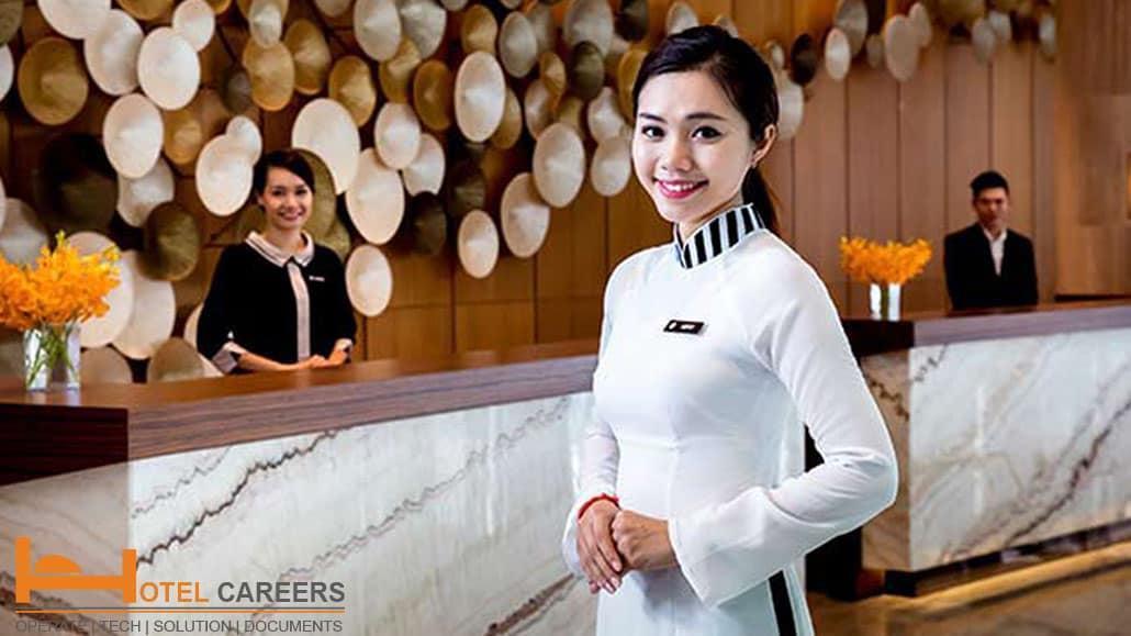 Bản mô tả công việc lễ tân khách sạn