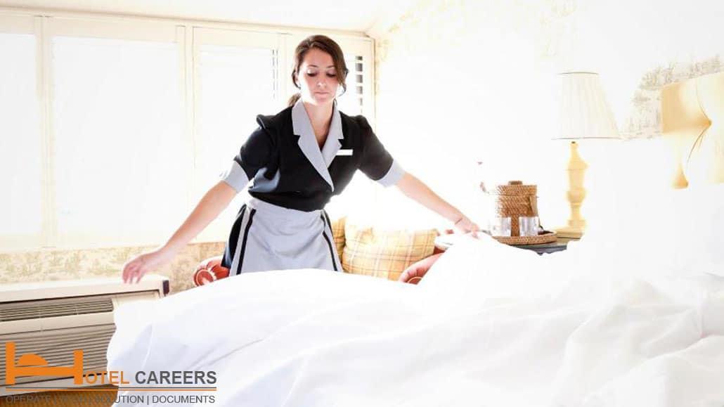 Bản mô tả công việc nhân viên buồng phòng khách sạn