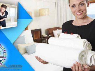 Bản mô tả công việc nhân viên phụ trách đồ vải và đồng phục khách sạn