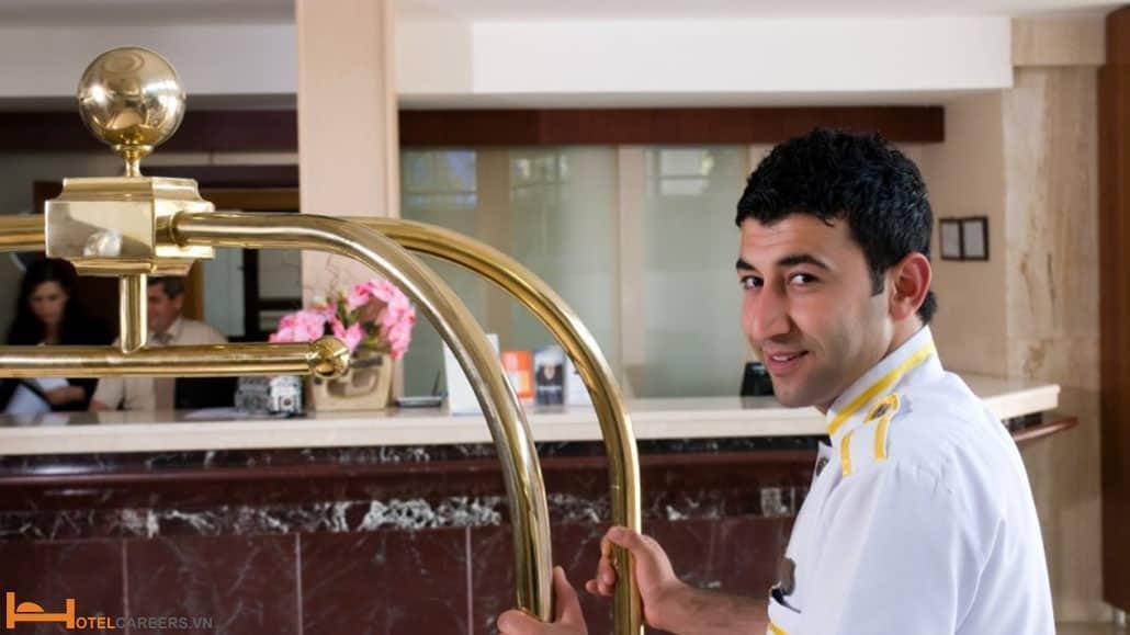 Bản mô tả công việc nhân viên hành lý khách sạn