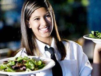 Bản mô tả công việc nhân viên tiếp thực nhà hàng