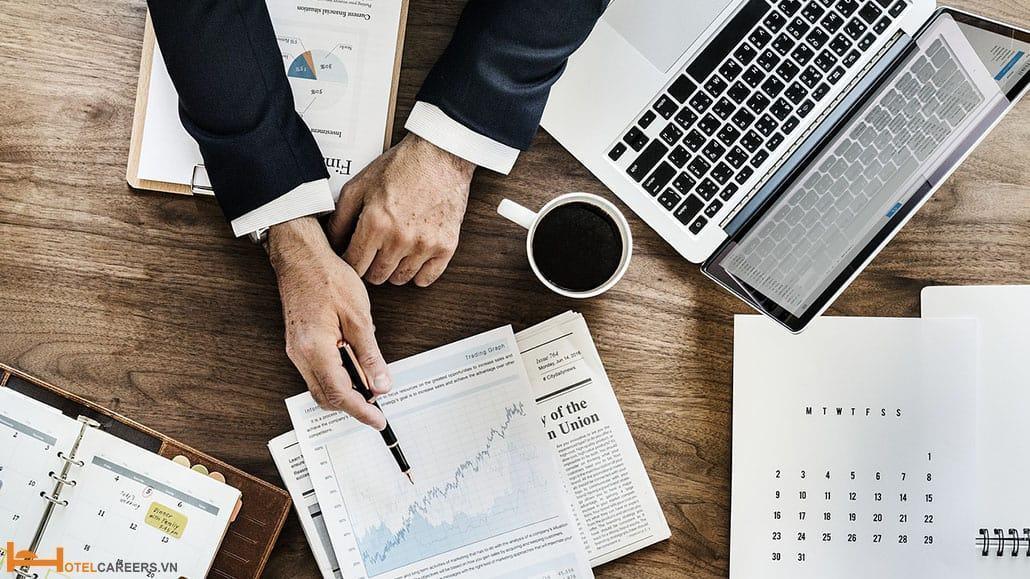 Bản mô tả công việc Revenue Manager