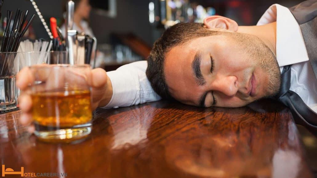 Bartender - thực thi pháp luật