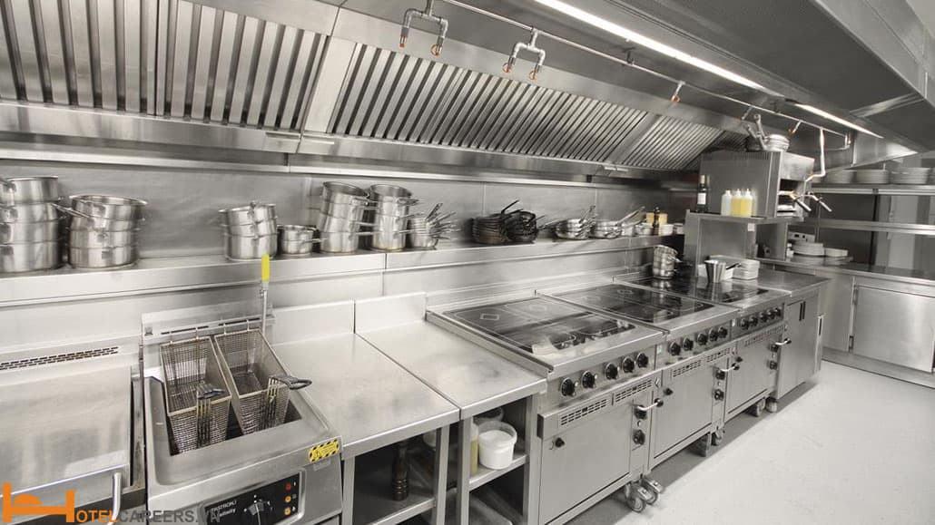 Hệ thống bếp ăn công nghiệp đạt chuẩn
