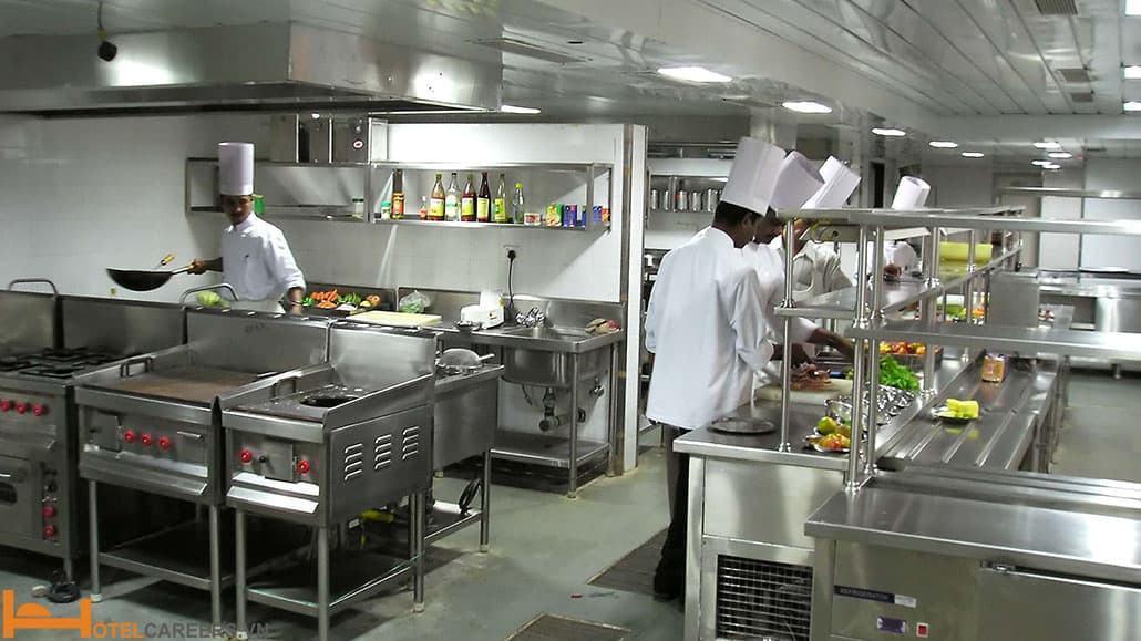Bếp ăn công nghiệp là gì?