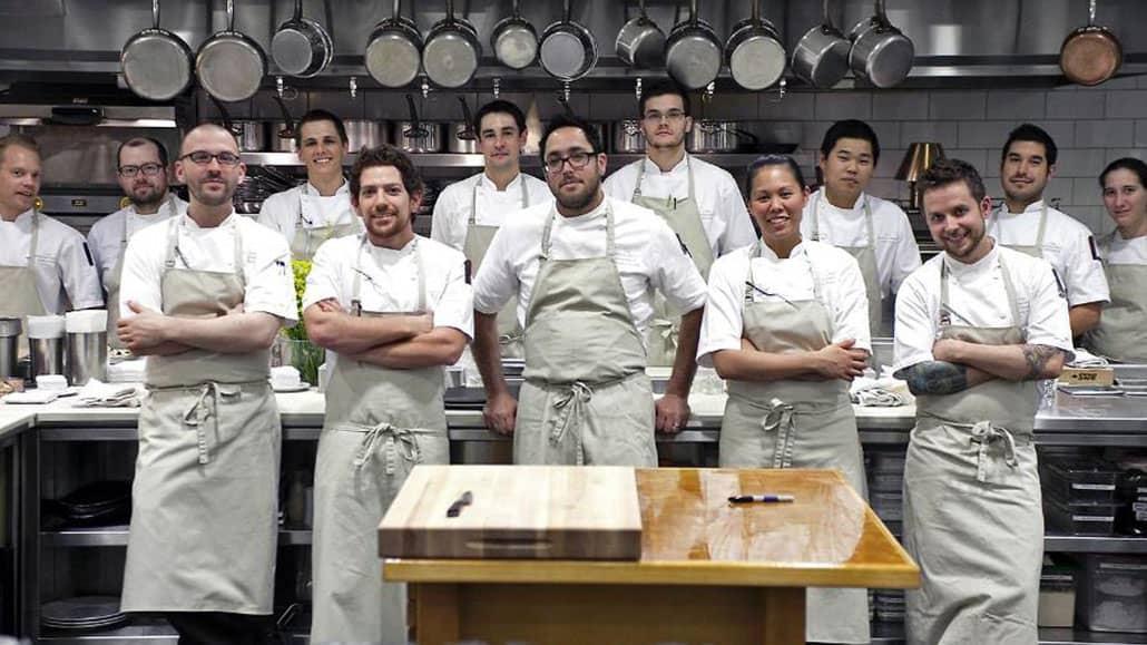 Quản lý nhân viên bộ phận bếp