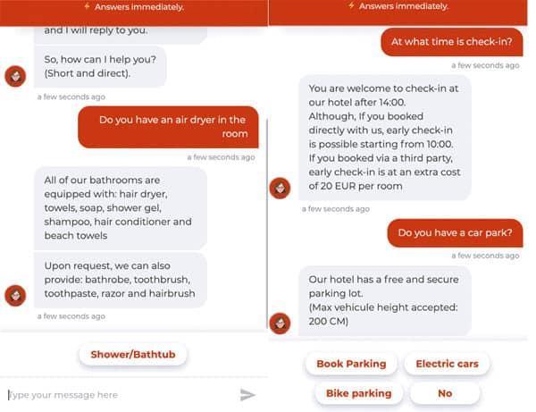 Cá nhân hóa của Quicktext Chatbot