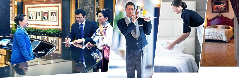 Các bộ phận tham gia bán dịch vụ khách sạn