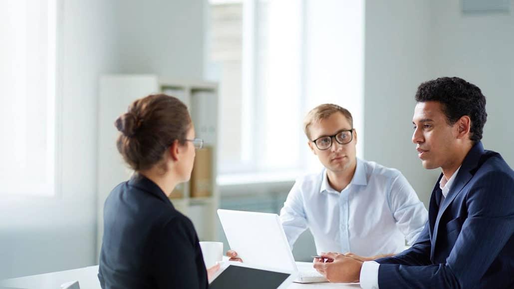 Các câu hỏi phỏng vấn sales