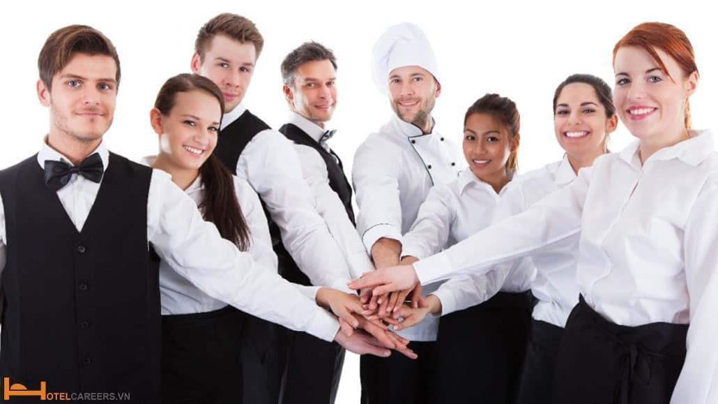 Các Phương Pháp Tạo động Lực Thúc đẩy Nhân Viên Nhà Hàng Nâng Cao Hiệu Quả  Công Việc - Hotelcareers.vn