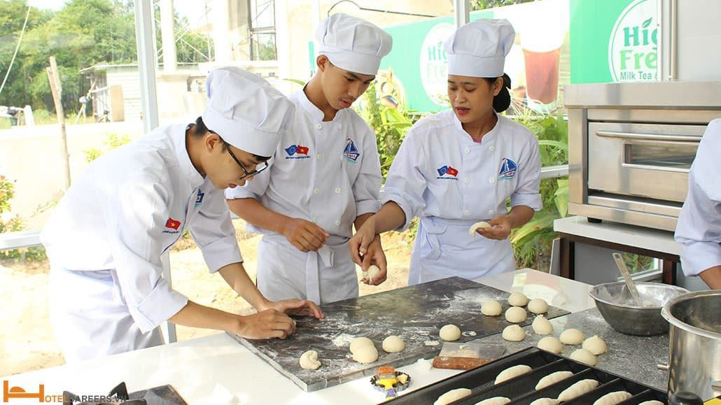Các trường dạy làm bánh ở Đà Nẵng