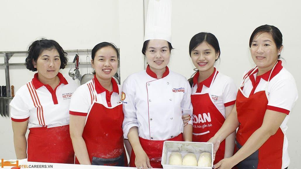 Các trường dạy làm bánh ở TP.HCM