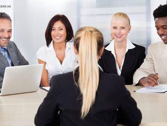 Cách đặt câu hỏi với nhà tuyển dụng