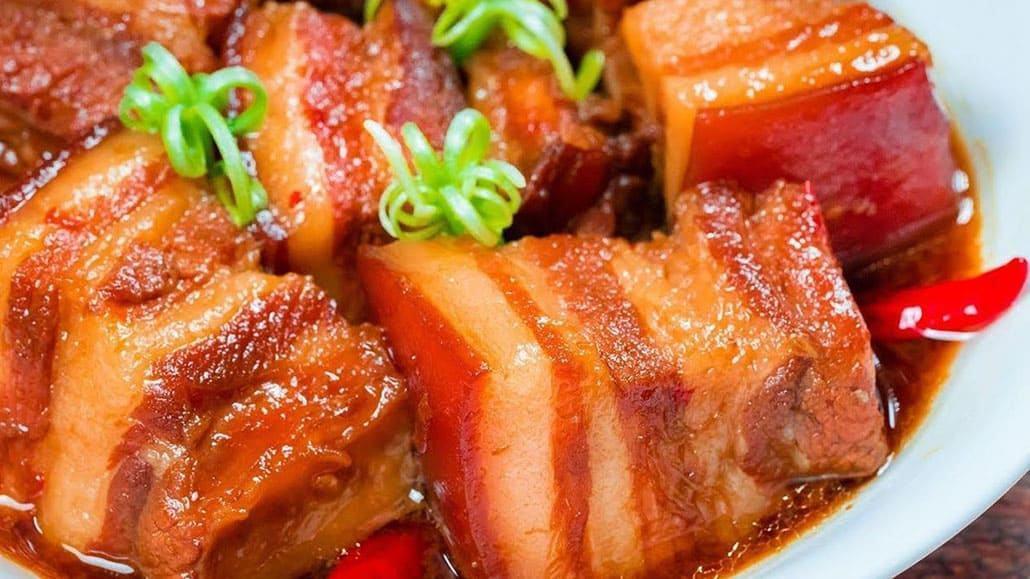 Cách làm món thịt kho tàu