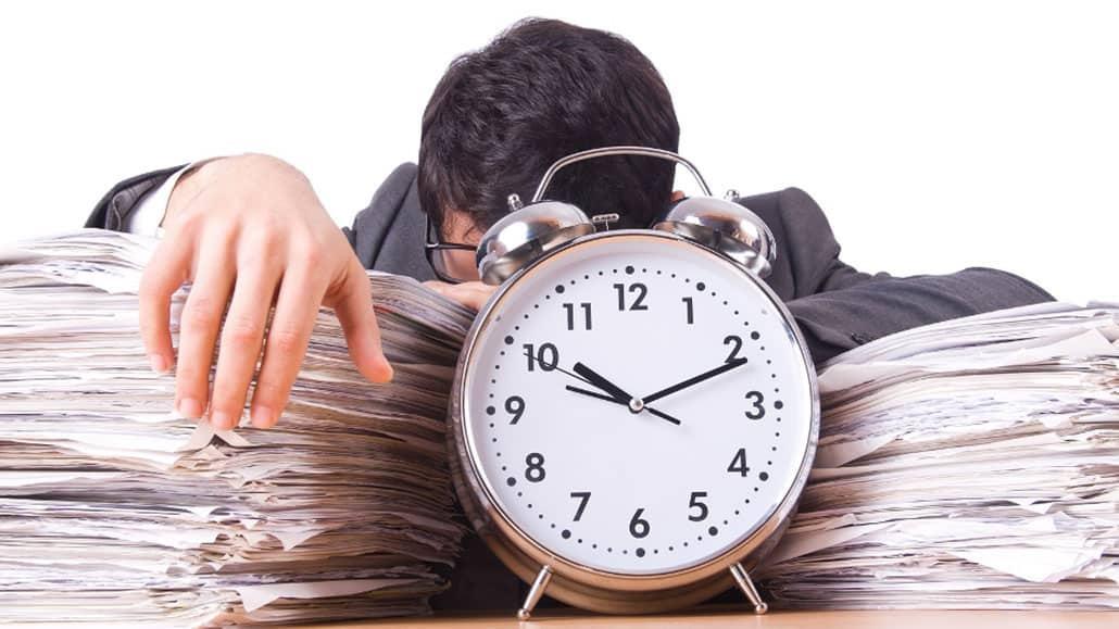 Câu hỏi về quản lí thời gian