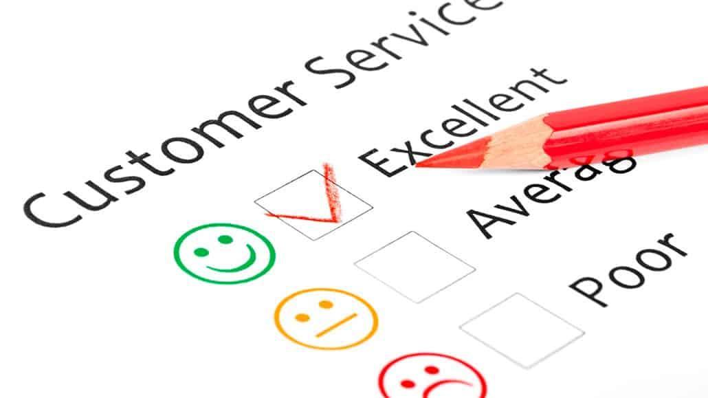 Chìa khóa phục vụ khách hàng tốt