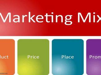 Chiến lược marketing mix của khách sạn