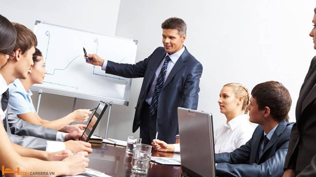 Đào tạo là một cách giữ chân nhân viên