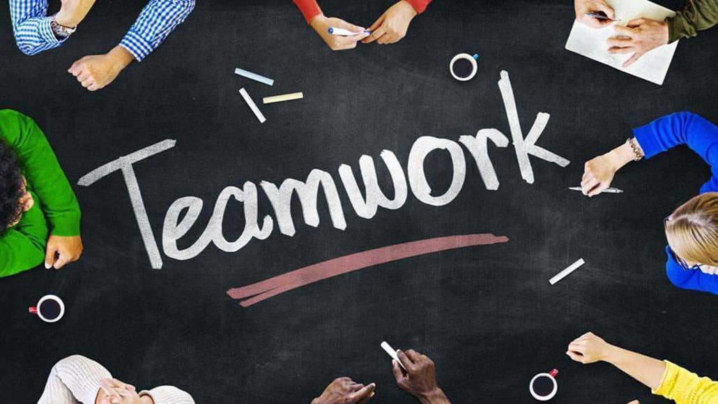 Chứng minh được khả năng làm việc nhóm hiệu quả
