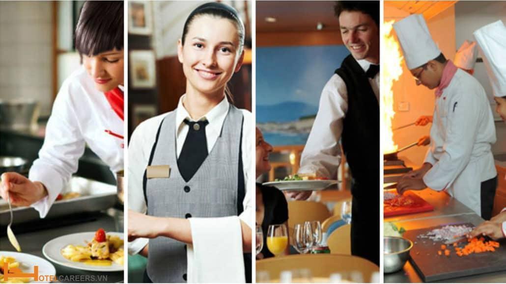 Cơ hội việc làm ngành Hotel Management
