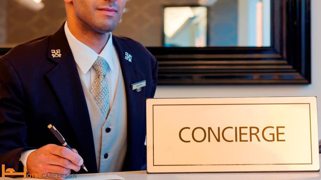 Concierge là gì?