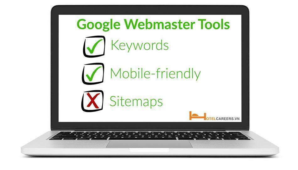 Công cụ quản trị website