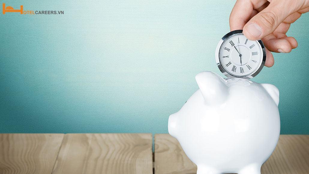 Công nghệ giúp nhân viên tiết kiệm thời gian