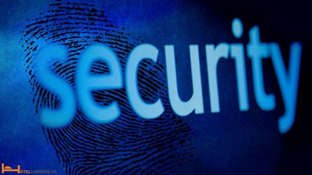 Ứng dụng công nghệ sinh trắc học vào an ninh