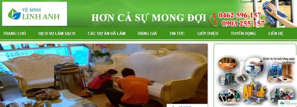 Công ty TNHH Linh Anh Hà Nội