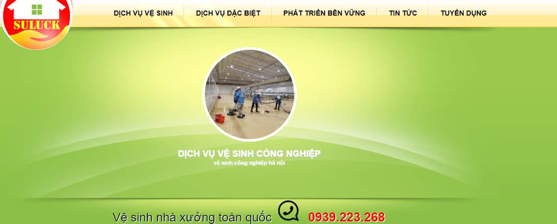 Công Ty Cổ Phần Suluck Factory Services