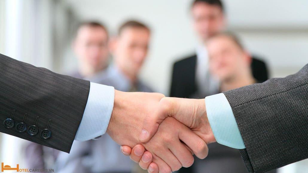 Nhân viên Sales - người quyết định doanh thu khách sạn