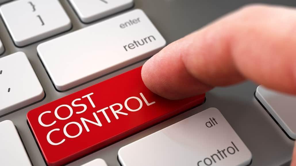 Cost controller job description