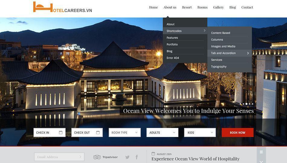 Nâng cấp website khách sạn tăng cơ hội cross-selling