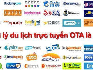 Đại lý du lịch trực tuyến OTA là gì?