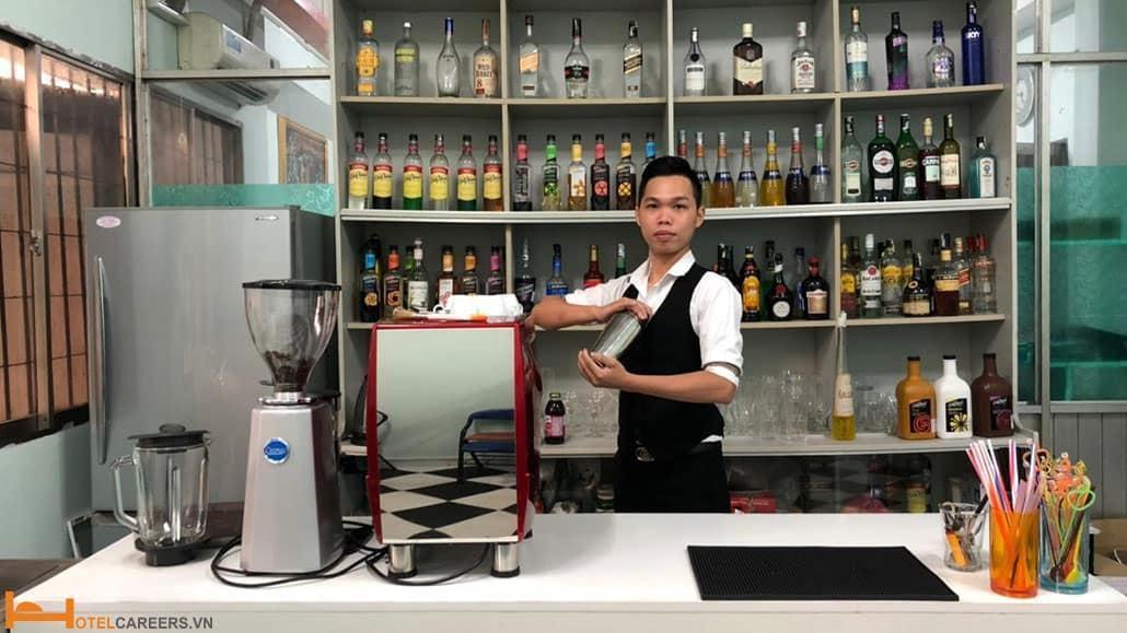 Đăng kí khóa học Bartender tại Sài Gòn Tourist