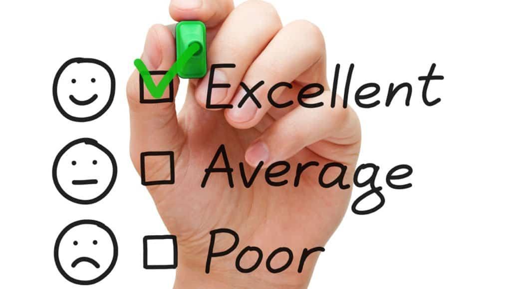 Đánh giá dịch vụ khách hàng