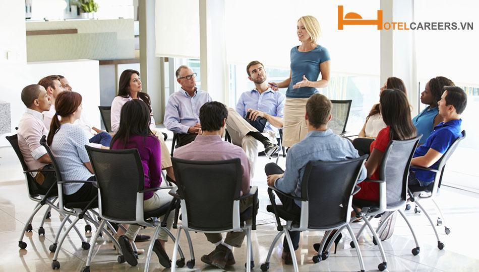 Đào tạo kỹ năng tương tác với khách hàng