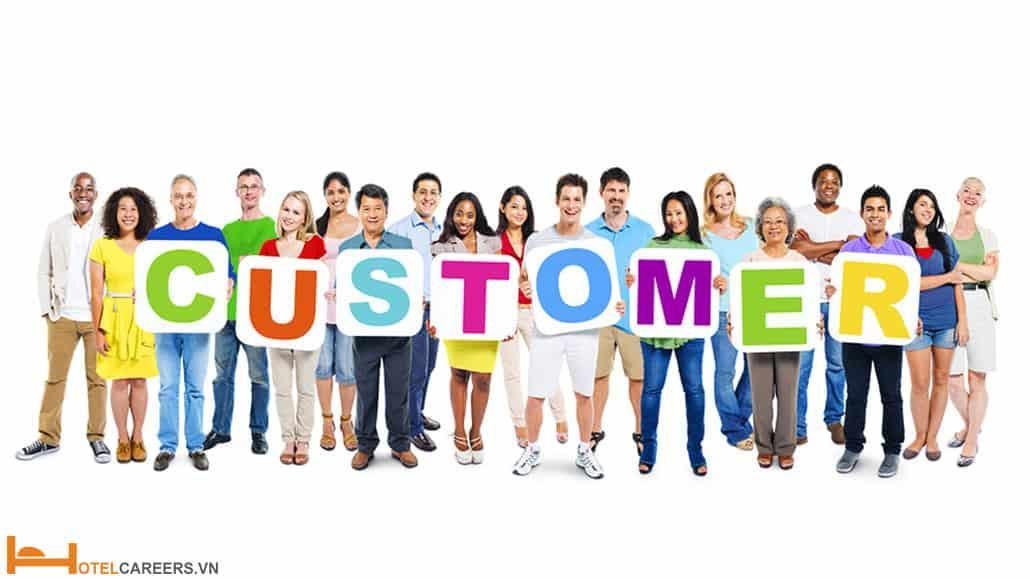 Hãy nhớ, tất cả các khách hàng đều quan trọng