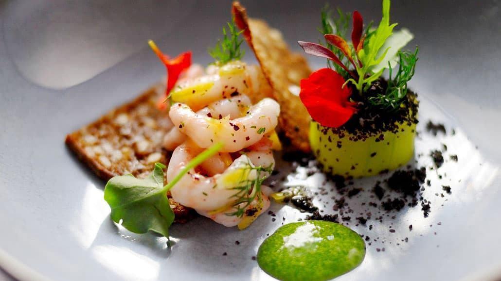 Decor món ăn - Fusion Cuisine