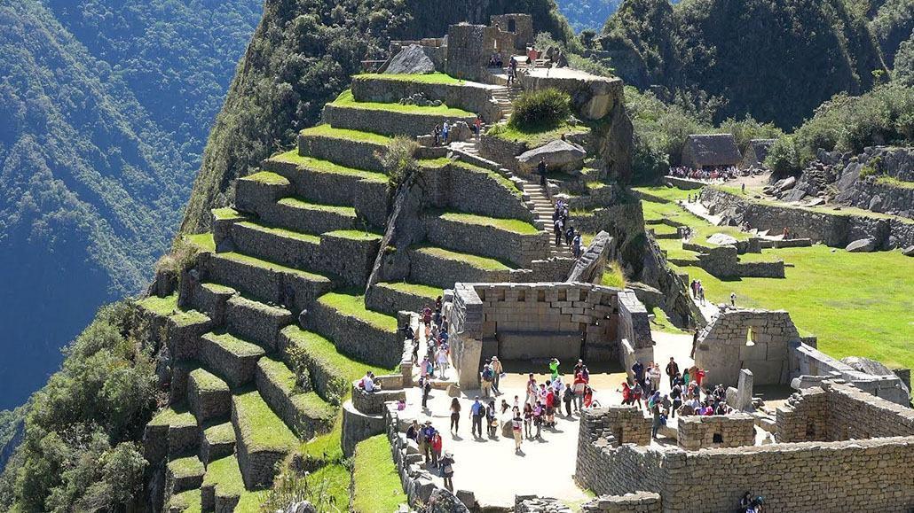 Điểm du lịch hấp dẫn nhất thế giới - Machu Picchu